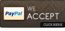 We Accept PayPal Payments - Click Here