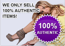 We Only Sell Authentic Items