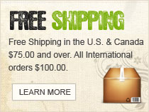 Free Shipping in the US and Canada