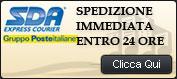 SDA Express Courier Spedizione Immediata Entro 24 Ore