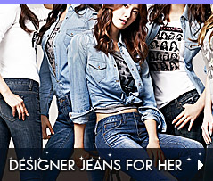 Click to Shop Designer Jeans for Her