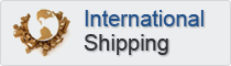 We offer International Shipping