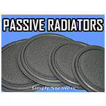 Click to Shop Passive Radiators