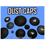 Click to Shop Speaker Dust Caps