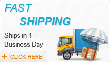 Fast Shipping in 1 Business Day - Click Here