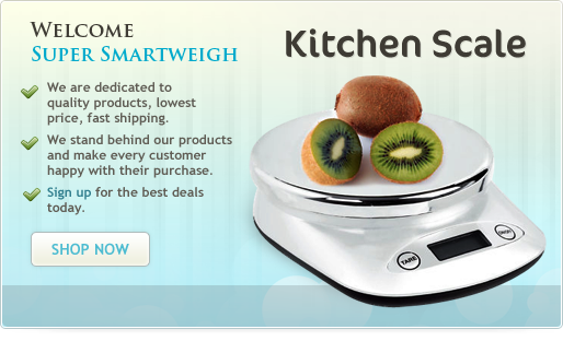 Welcome to Super Smartweigh