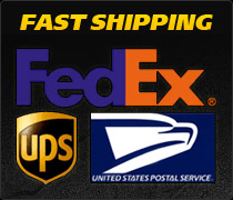 Fast Shipping Fed Ex