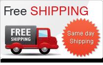 Free Shipping Same Day Shipping