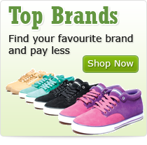 Top Brands - Find your favourite brand and pay less