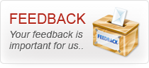 Your feedback is important for us