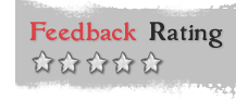 View Our Feedback Rating