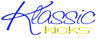 Klassic Kicks footwear