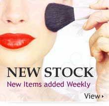 New Stock New Items added Weekly view