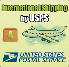 International Shipping by USPS