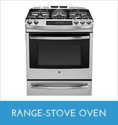 Range-Stove Oven