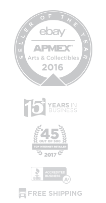 15 Years in Business, BBB Accredited