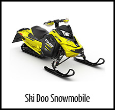 Ski Doo Snowmobile