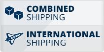 Combined Shipping, International Shipping