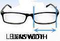 Lens Width