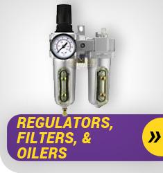 Regulators, Filters, & Oilers
