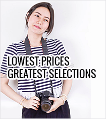Lowest Prices, Greatest Selections