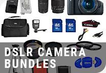 DSLR Camera Bundles