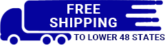 Free Shipping to Lower 48 States