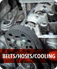Belts, Hoses, Cooling