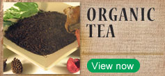Click to Shop Organic Tea