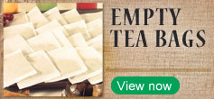 Click to Shop Empty Tea Bags